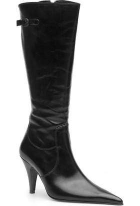 Pedro Camino Kadın Çizme 86535 Siyah