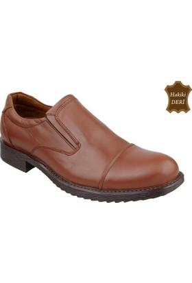 Wolfland 5017 01 Hakiki Deri Klasik Ayakkabı