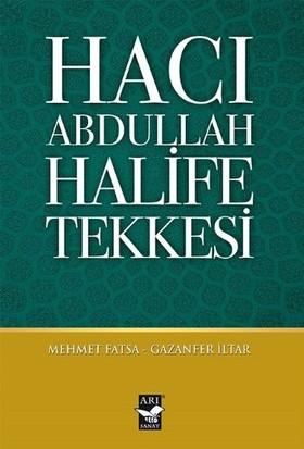 Haci Abdullah Halife Tekkesi