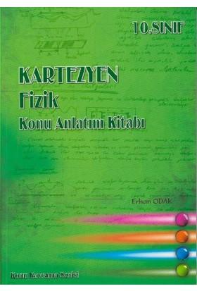 Kartezyen Eğitim Yayınları 10. Sınıf Fizik Konu Anlatım Kitabı