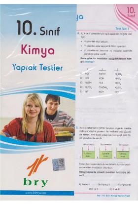 Birey Eğitim Yayınları 10. Sınıf Kimya Yaprak Testler