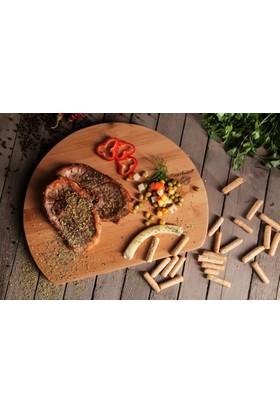 Bambum Rica Kesme Steak Tahtası B2542