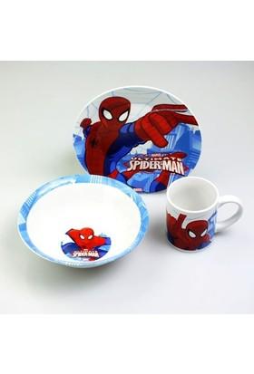 Elnuru Spiderman 3'lü Set