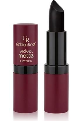 Golden Rose Velvet Matte Ruj 33
