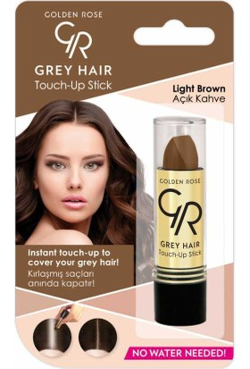 Golden Rose Gray Hair Touch-Up Beyaz Kapatıcı Stick Açık Kahve