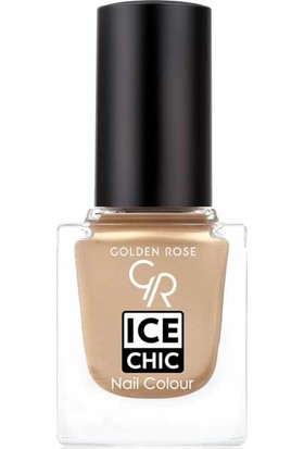 Golden Rose ice Chic Nail Colour