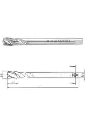 Mte - Makina Takım M12 Hss-E Dın 376/C Metrik Normal Vidalı Helis Kanallı Makina Kılavuzu - B00105790259