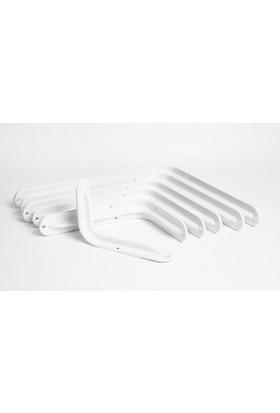 Odak Beyaz 8X10 İnç Raf Altı 19.5 X 26.5 Cm