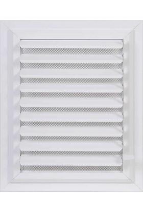 Parlaklar 55X54 Plastik Havalandırma Menfezi