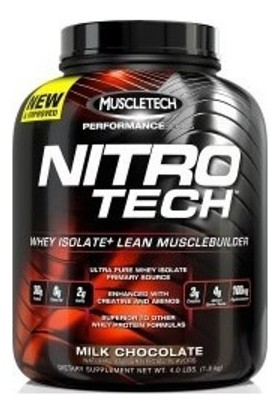Muscletech Nitro-Tech Performance Series 1816 Gr