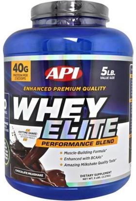 API Whey Elite 2270 Gr