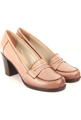 Gön Deri Kadın Ayakkabı 12365