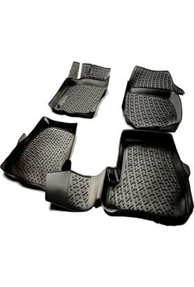 L.Locker Kia Sportage 2016 Sonrası 3D Havuzlu Paspas