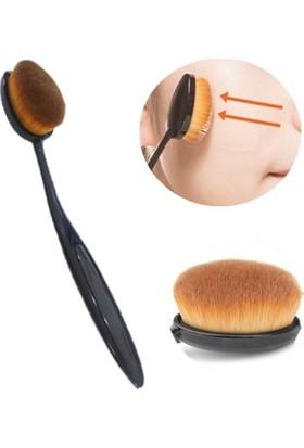 Yeshills Oval Makyaj Fırçası (Kaşık Fırça)