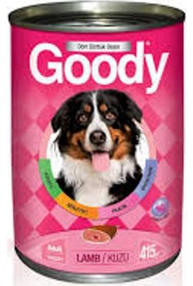 Goody 24 Adet Kuzu Etli Köpek Maması 24 X 415 gr