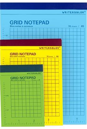 Kikkerland Orta Boy Grid Not Defteri
