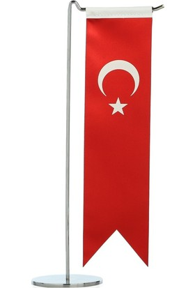 Ekin Bayrakçılık Türk Bayrağı Tekli Masa Takımı (Kırlangıç)