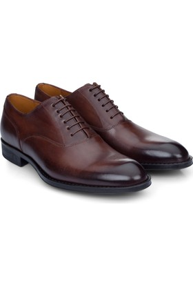 Campanile Francesina Lacci Liscia Cd Klasik Ayakkabı