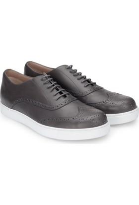 Gianvito Rossi Brogue Sneaker