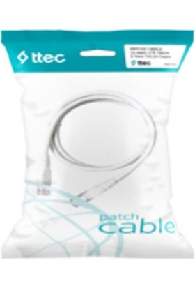 Ttec Business Cat6 U/Utp 23Awg Patch Cable 2 Mt Gri