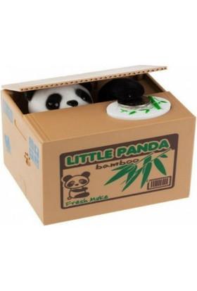 Toptancı Kapında Hırsız Panda Kumbara