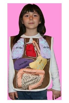 Edutoys Organ Önlüğü Okul Öncesi Eğitim Seti