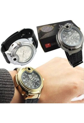 Watch Lighter Çakmaklı Kol Saati