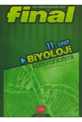 Final Yayınları 11. Sınıf Biyoloji Konu Anlatımlı