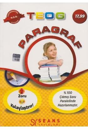 Seans Yayınları 8. Sınıf Teog Paragraf Soru Bankası