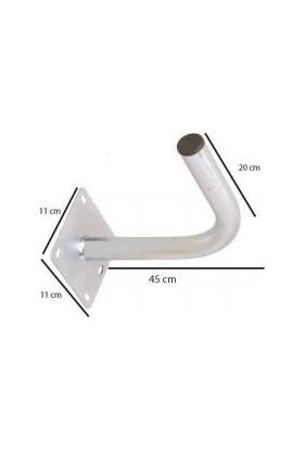 Ramtech Çanak Antenler İçin L Tipi Montaj Ayağı
