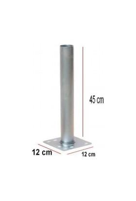 Ramtech Çanak Antenler İçin Düz Montaj Ayağı