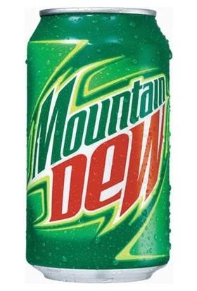 Mountain Dew Gazoz