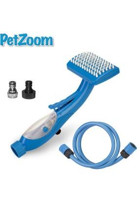 Hergunyeni Pet Zoom Kedi ve Köpekler İçin Özel Duş Başlığı Seti
