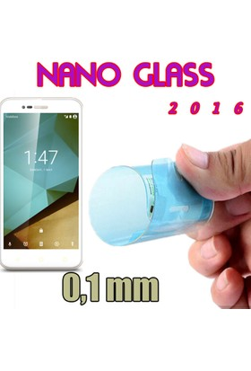 CoverZone Vodafone Smart Style 7 Nano Koruyucu Flexible