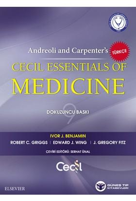 Cecil Essentials of Medicine 9. Son Baskı Türkçe