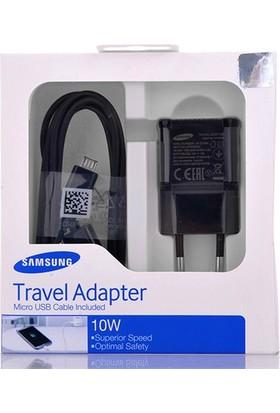 Vip Samsung Galaxy S6 Şarj Cihazı 10W 2A Siyah