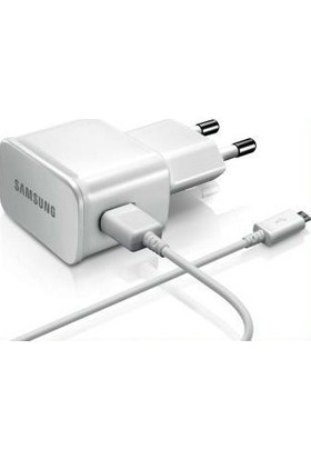Vip Samsung U90EWE Micro USB Seyahat Şarjı Cihazı Beyaz