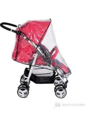 Vip Sema Baby Bebek Arabası Yağmurluğu