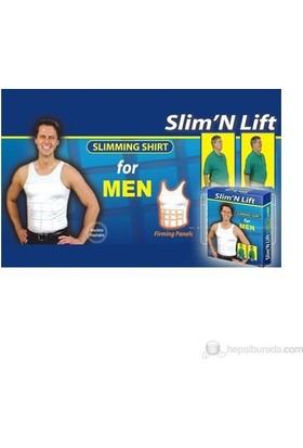 Vip Slim N Lift Erkekler İçin Atlet Tipi Göbek Korsesi