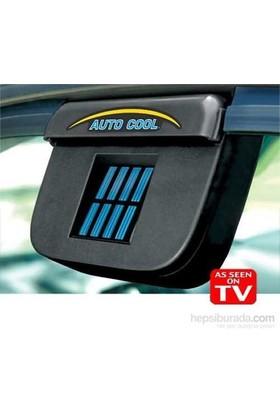 Vip Auto Cool Güneş Enerjisiyle Çalışan Araç İçi Soğutucu