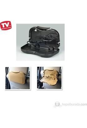 Vip Car BVip Foldıng Tray Araba Koltuk Arkası Katlanabilir Tepsi