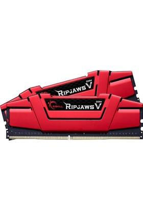 G.SKILL Ripjaws V 16G(2x8GB) 3000MHz DDR4 Ram (F4-3000C15D-16GVRB)