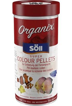 Söll Organix Super Colour Pellets 490 ml