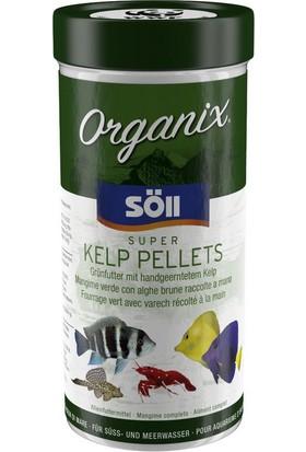Söll Organix Super Kelp Pellets 490 ml