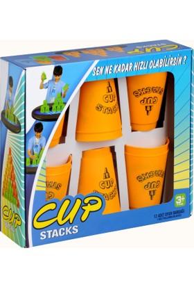 Başel Cup Stacks Sarı