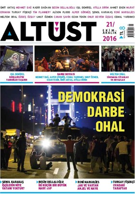 Altüst Dergisi (Sayı 21)