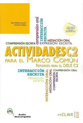 Actividades C2 Para El Marco Comun +Audio Descargable (Nueva Edicion)