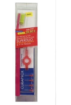 Curaprox Superduo 07 Arayüz + 5460 Diş Fırçası Özel Paket