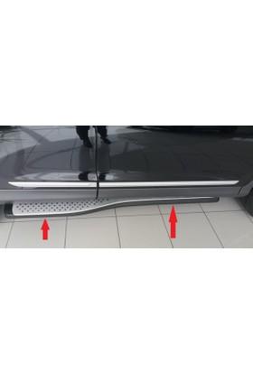 Crv Honda 2012 - Sonrası Stil Yan Basamak