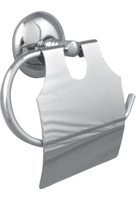 Creavit Kapaklı Tuvalet Kağıtlığı